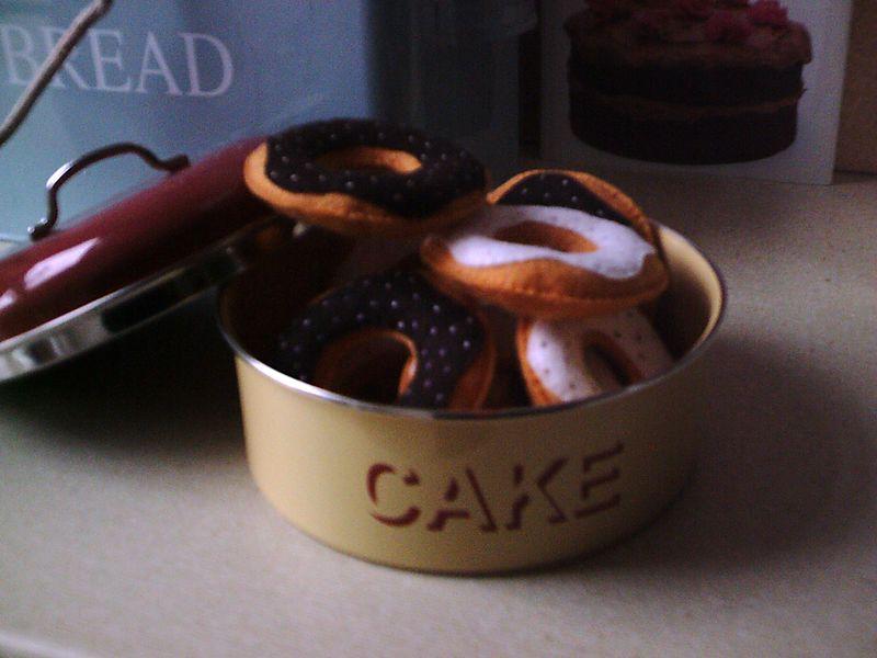 Cakes in tin 002