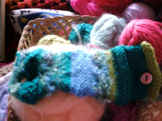 Knitting project 012