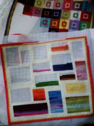 Knitting August 009