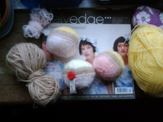 Knitted cakes 003