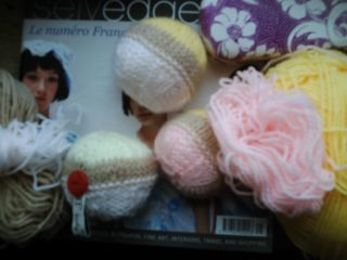 Knitted cakes 008