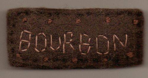 Bourbon biscuit