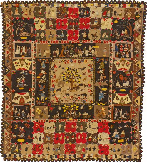Quilts - Hanging or cover - Ann West