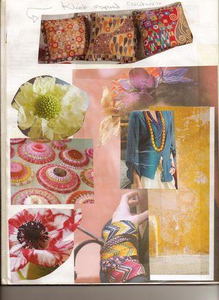 Collage - Klimt