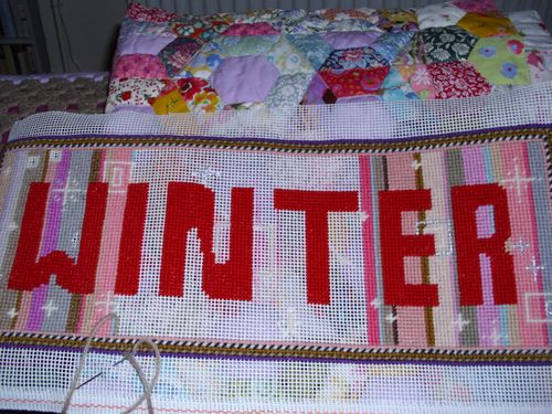 Button heart winter 001
